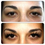 dfa66e1a6a6 Be sure not to rub your eyes or tug or pull on the extensions because this  can cause lash loss and even damage to your natural lashes.