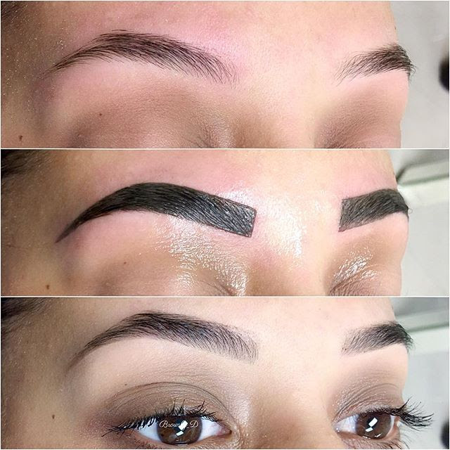 Henna On Your Face??? Introducing New Henna Eyebrows At EOY
